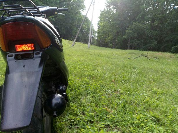 Тюнинг  Honda Dio 35(80кубов)