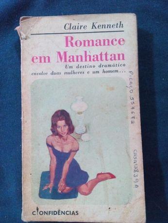 Romance em Manhattan (May in Manhattan), Claire Kenneth