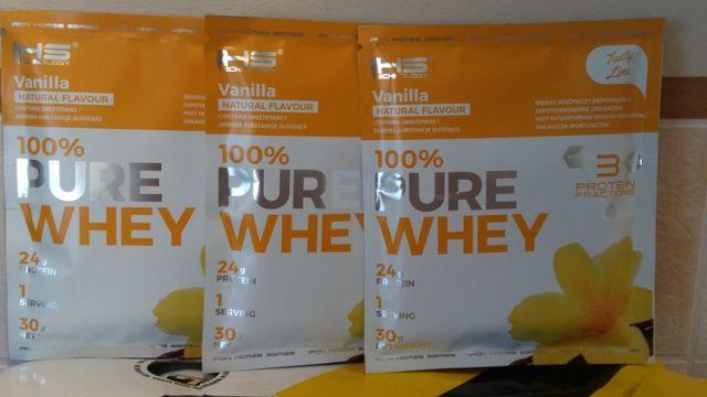 Suplementy - IRON HORSE 100% Pure Whey - 1 saszetka 30g