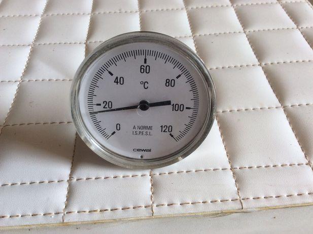 Termometro capillar