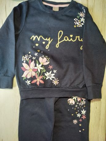 Спортивный костюм комплект для девочки 6 лет