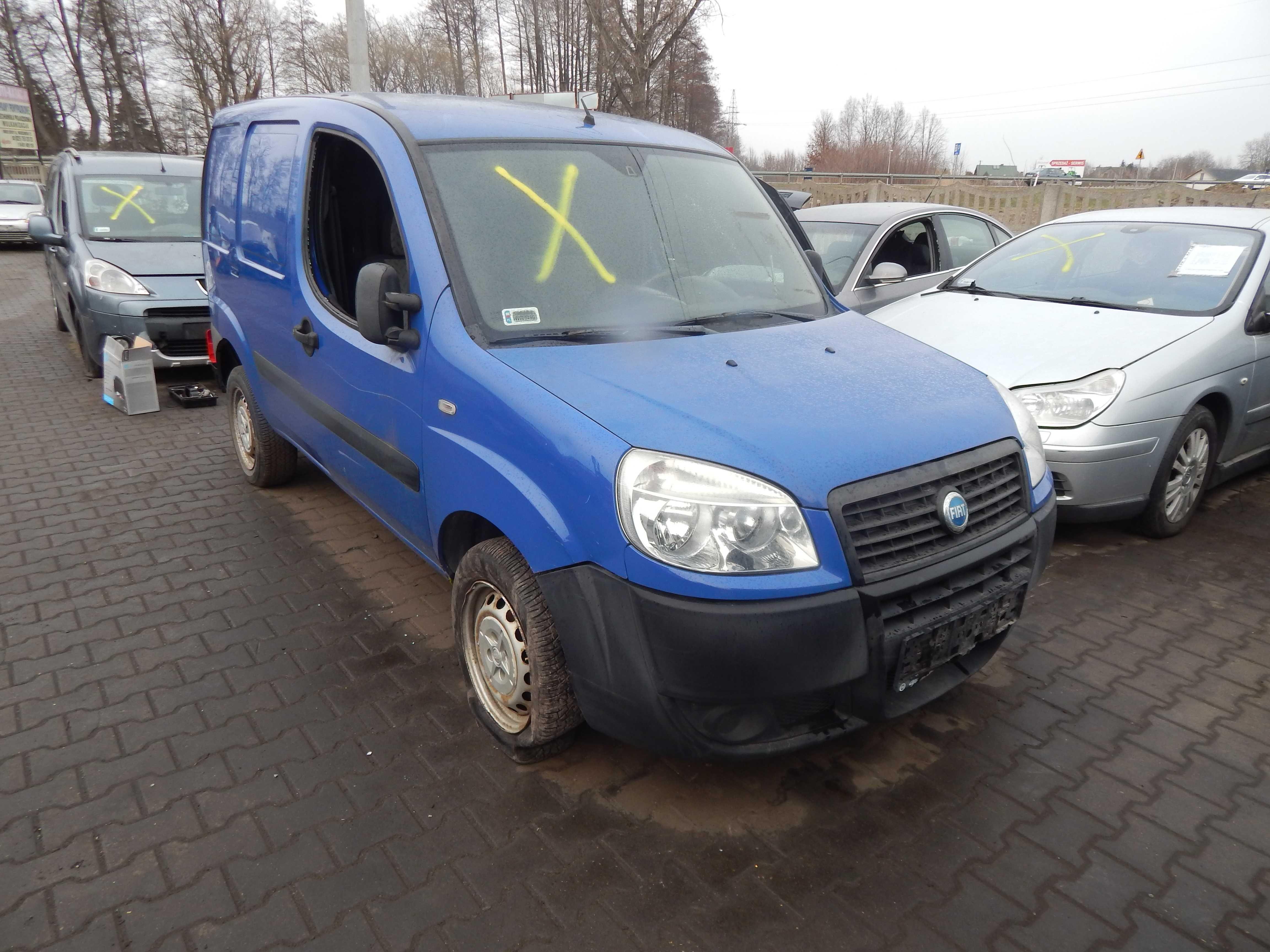 Fiat Doblo I lift 1.3 JTD 2006r Tylko na części!