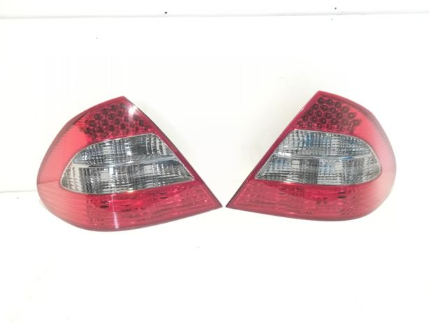 MERCEDES E KLASA W211 06- lampa tylna tył led AVANTGARDE
