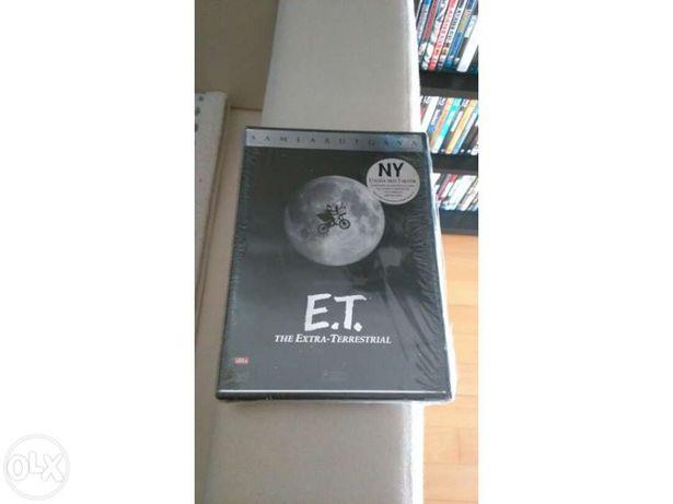 E.t.  o extra-terrestre - edição coleccionador - dvd - raro