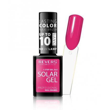 lakier solar gel 10 dni trwałości bez lamp kolory
