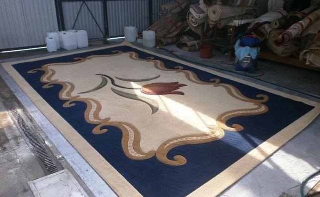 Стирка ковров 40 грн с бесплатной доставкой