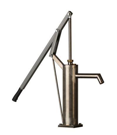 Насос ручной для воды, колонка, насос ручной для скважины.