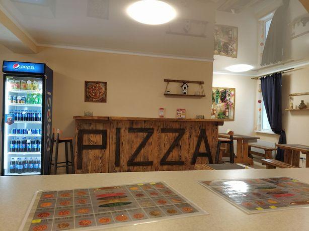 Срочно продам или сдам в аренду бизнес, действующее кафе-пиццерию