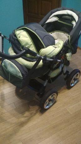 Wózek dziecięcy Bajtek 3w1