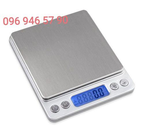 Весы ювелирные настольные электронные с чашей 0,01 - 500 г