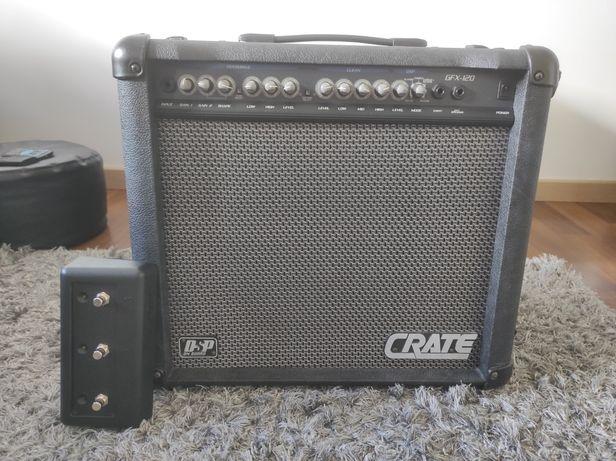 Amplificador CRATE GFX-120 DSP