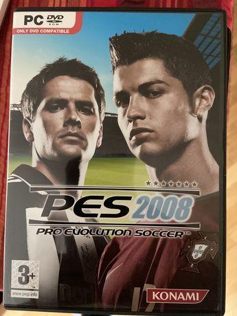 Jogo PC PES 2008