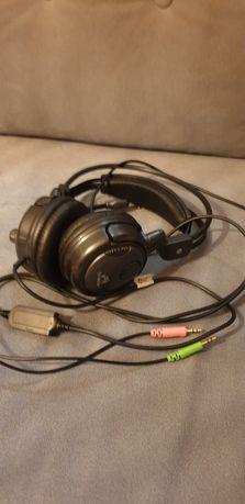 Słuchawki z mikrofonem TRACER SONIC jak nowe