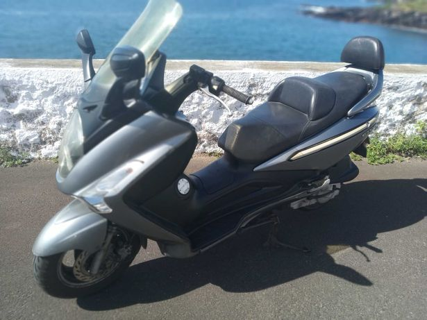 Scooter Sym 125 GTS