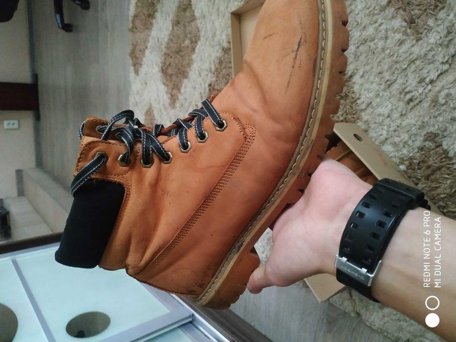 Зимние ботинки Timberlan . 45 размер , уместен торг Николаев - изображение 1