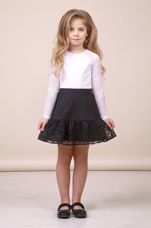 Школьная юбка Зиронька.