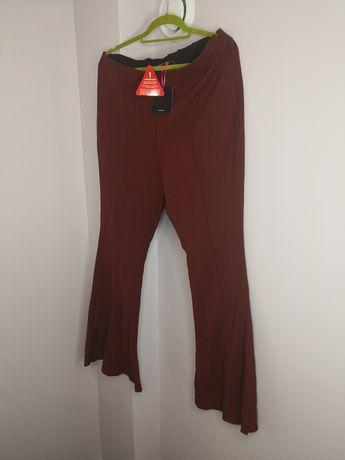 Spodnie by Very rozm 44 dzwony