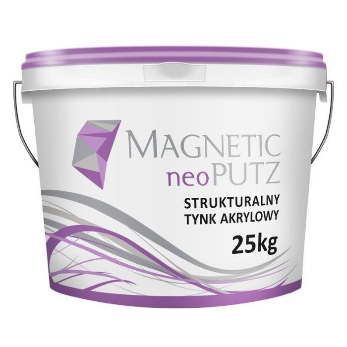 Tynk akrylowy renowa24 MAGNETIC neo PUTZ biały 1,5 mm 25 kg BAZA Wrocław - image 1