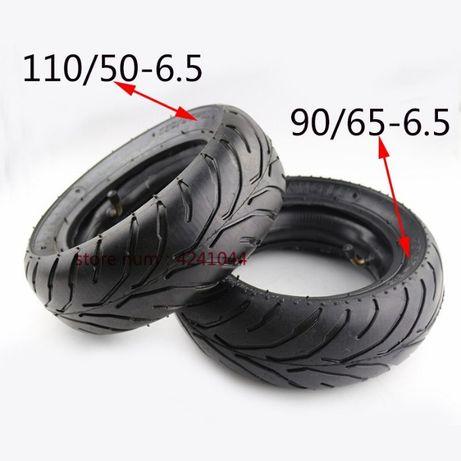 Колесо 110-50-6.5 покрышка 90-65-6,5 резина 110/50-6,5 покет байк