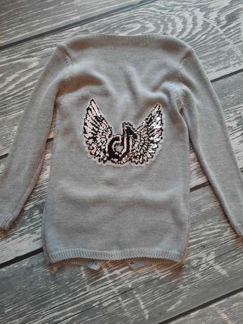 Sprzedam sweter Tik Tok 134-140
