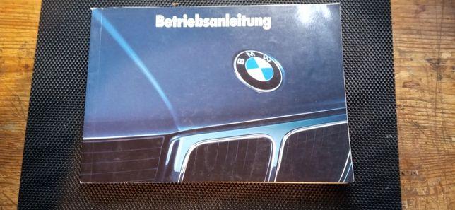 Oryginalna instrukcja BMW
