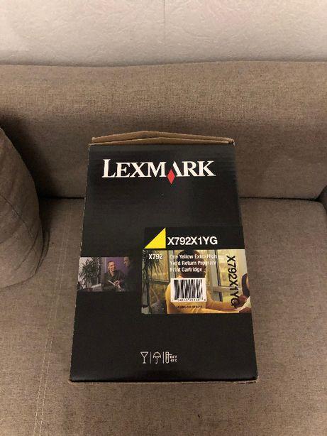 Toner Lexmark X792X1yg
