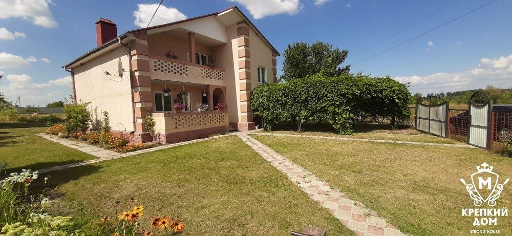 Капитальный дом для большой семьи в с. Киселевка Киселевка - изображение 1