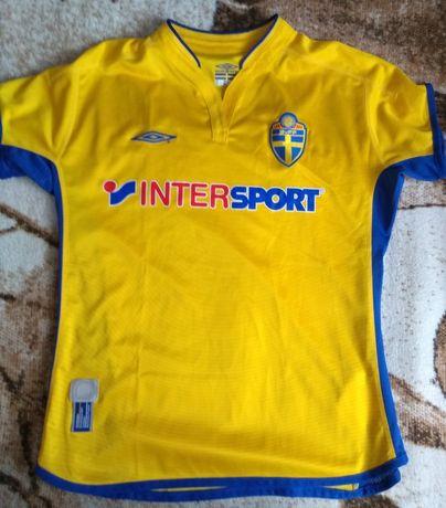 Koszulka piłkarska Umbro Szwecji roz.36