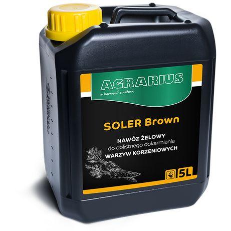 nawóz dolistny Soler Brown