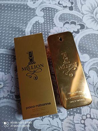 Butelka fiolka po perfumach Paco Rabanne 1 million