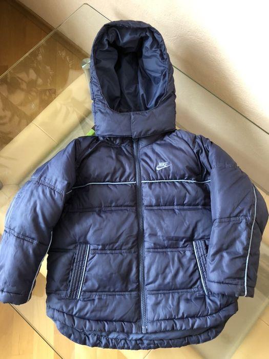 Демисезонная курточка Nike, оригинал, рост 104-110 см Кременчуг - изображение 1