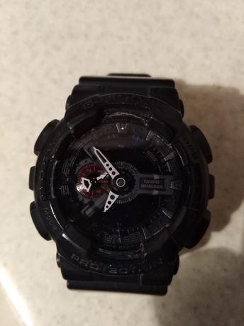 Часы G-Shock Casio GA-110-1BER