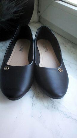Туфельки для девочки 37р.