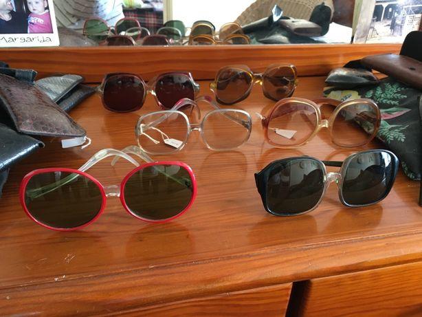 Oculos de Sol design frances 70/80's