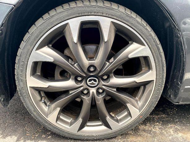 Оригінальні диски 5/114.3 r19 Mazda 3-6, CX-3 до CX-9