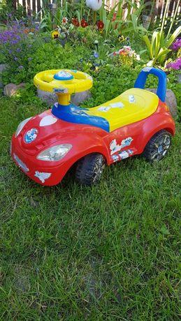 Samochód ogrodowy zabawka