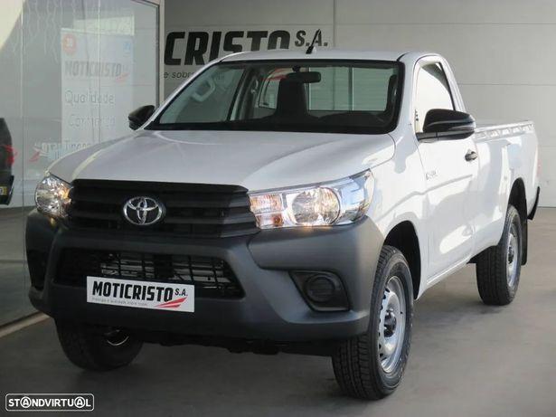 Toyota Hilux 2.4 D4D Cabine Simples 4X4