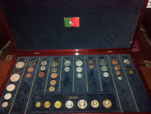 Coleções PHILAE - A Grande História do Escudo Português