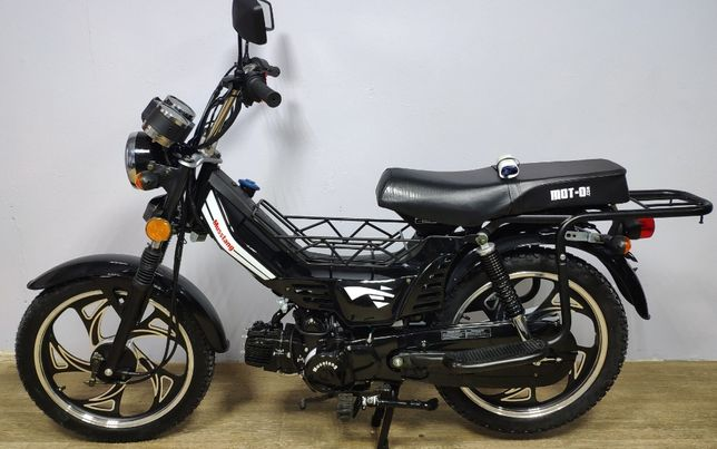 Мопед MUSSTANG DELTA MT110-1 дельта мотосалон MotoPlus