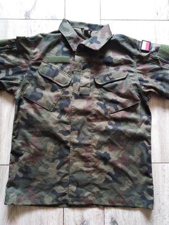 Mundur polowy - bluza wojskowa wzór 123 UP/MON M/L
