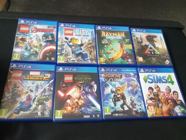 Ps4 gry lego   .