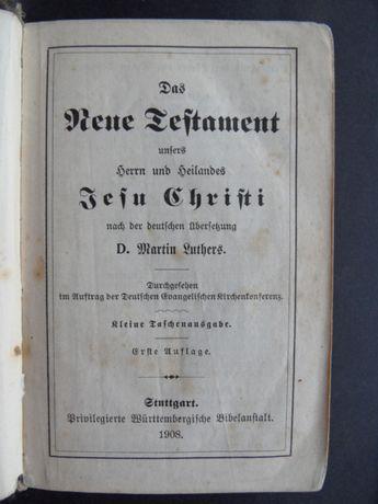 1908 rok stara niemiecka książeczka