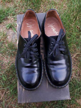 Туфли в стиле dr. Martens, 38 размер
