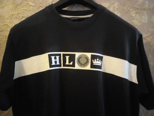 Elegancka koszulka polo t-shirt Henri Lloyd. M