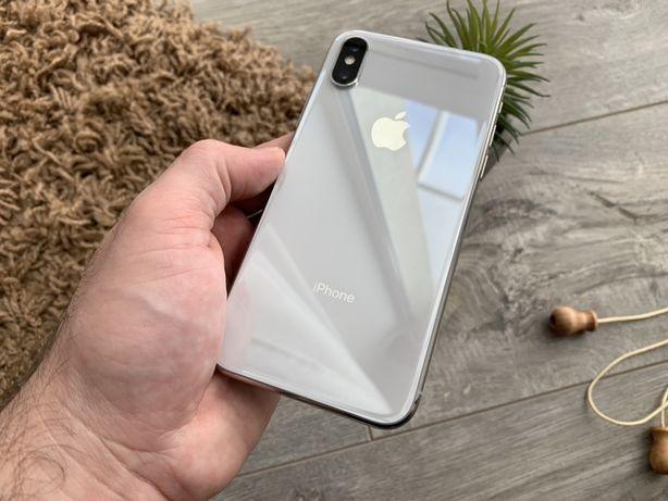 СКИДКА iPhone X 256gb Neverlock Silver #813