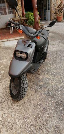 motociclo Yamaha Bws 3VL