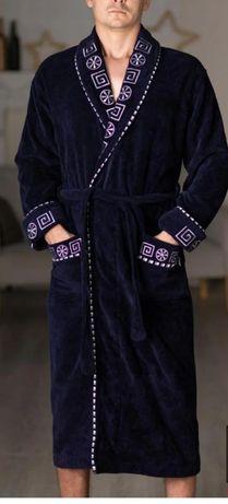 Продам мужские махровые халаты (Турция натуралка)