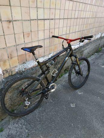 Велосипед двухподвес Jamis