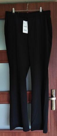 ZARA Woman czarne eleganckie spodnie NOWE! r:XL /p8.