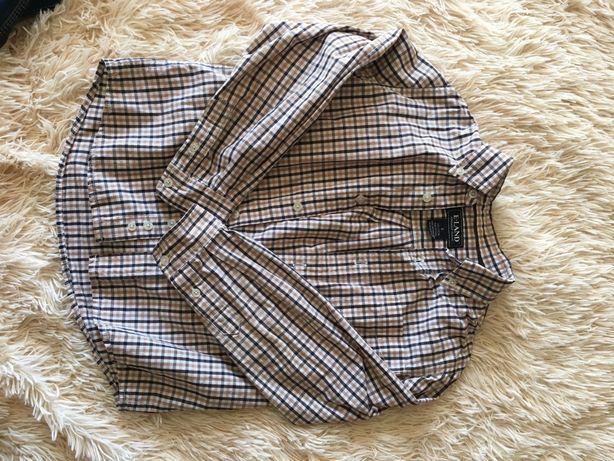 Рубашка на мальчика.Размер 118-122